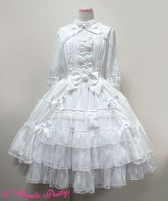 Blossom Princess OP « Lace Market: Lolita Fashion Sales and Auctions