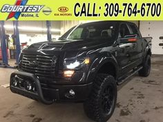 2014 Ford F150, 980 miles, $59,700.
