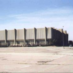 The old Richfield coliseum in Ohio... Cavs, wwf, monsters trucks it was all here