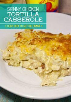 A comfort food for under 300 calories per serving!