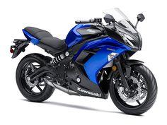 Kawasaki Ninja® 650R Sportbike