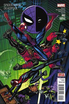 ComicsOdissey — SPIDER-MAN DEADPOOL #2