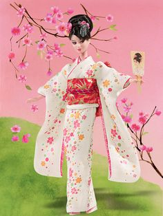 Japanese Barbie. On my wishlist.