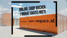 Dann buche online einen der 4 Lagerraum-Größen und erhalte 1 Monat GRATIS-MIETE: www.mospace.at/shop MO.SPACE SELFSTORAGE hat für dich ausschließlich hochwertige Lagerplätze zu günstigen Preisen und das OHNE MINDESTMIETE und mit TAGGENAUER ABRECHNUNG. Überzeuge dich selbst davon: www.mospace.at oder +43 664 432 58 60