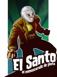 El santo by Linxo
