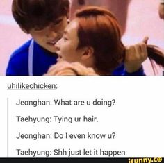 Only BTS's Taehyung would and could do something like this^.^