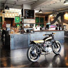See See Motorcoffee  Portland Oregon