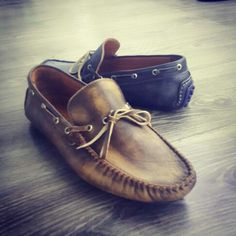 Moccasins #menshoes