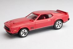 Hot Wheels James Bond Mustang Mach (Diamonds Are Forever) – Modelmatic