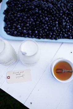 Kinfolk Honey Harvest Party | Olivia Rae James