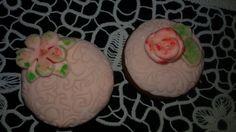 Cupcakes Flowers!