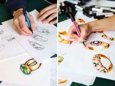 creative academy: the richemont's design school designboom