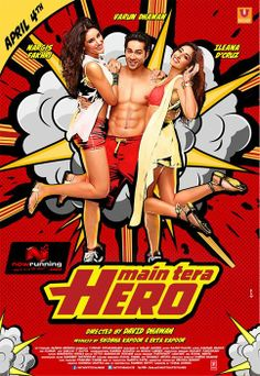 Main Tera Hero New Poster