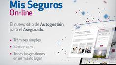 Presentamos un nuevo servicio para los asegurados: Mis Seguros On-line