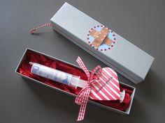 """3D-Karten - """"Finanzspritze"""" ♥Geldgeschenk♥ - ein Designerstück von geldengel bei DaWanda"""