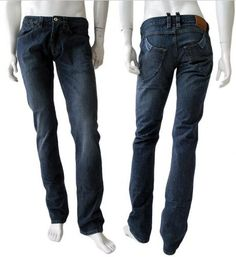 Against my killer 5 pocket pant in denim, tight leg. Double loop on the center back, shaped pockets with upper turn up. Old price EUR 232.00 New price EUR 49.00 Read more: http://bit.ly/UVuapo #Jeans #Pants