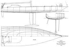 Les plans du bateau bois gratuit pour la construction
