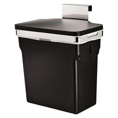 simplehuman studio 10 Liter In-Cabinet Trash Can