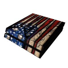 Sony PS4 Skin - Old Glory by FP | DecalGirl