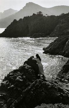 Sophie  France, 1954  From Édouard Boubat: A Gentle Eye
