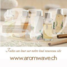 Le tout nouveau site internet d'Aromwave dédié au marketing olfactif est en ligne! Bonne visite...
