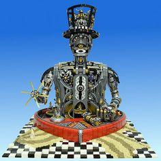 LEGO Steampunk, Unchain My Heart | by Brickbaron