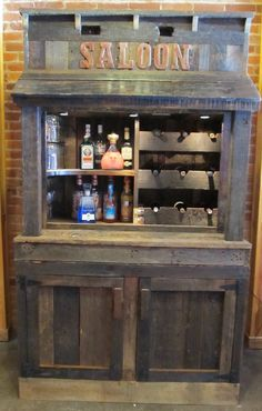 What a great idea for a man cave  http://www.etsy.com/shop/KidsCreationsBeds?ref=seller_info