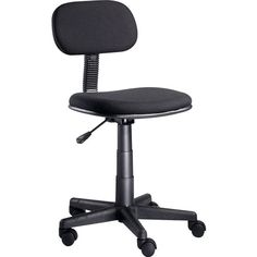 Buy Argos Home Gas Lift Height Adjustable Office Chair - Black at Argos. Thousands of products for same day delivery or fast store collection. Adjustable Office Chair, Swivel Office Chair, Leather Bean Bag Chair, Brown Accent Chair, Office Chairs Online, Comfortable Accent Chairs, Big Bedrooms, Wooden Dining Room Chairs, Black Office Chair