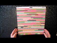 FMAK #3/2015 - Kit Contents - 50 Sheets of Pattern Paper