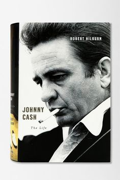 Johnny Cash: The Life By Robert Hilburn  #urbanoutfitters