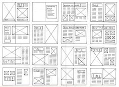 Thumbnail Grid and layouts