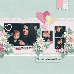 Scrap, Polaroid Film, Heart, Frame, Blog, Design, Home Decor, Picture Frame, Decoration Home