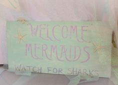"Photo 1 of 38: Mermaid / Birthday ""Whimsical Mermaid Soiree""   Catch My Party"