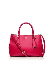 ROBINSON MINI DOUBLE ZIP TOTE. Asking for my new diaper bag. haha. We shall see!!