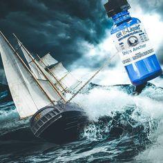 Ships Anchor E-Liquid a fruity e-juice flavor from Grand Rapids E-Liquid in Michigan.