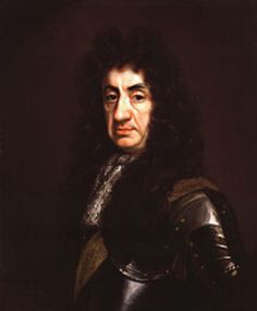 In 1649 Charles II was living in the Binnenhof Palace in The Hague.
