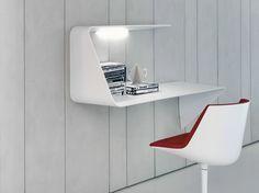 Escrivaninha de Cristalplant® MAMBA by MDF Italia   design Victor Vasilev