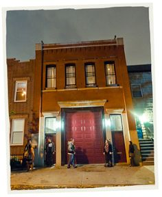The Firehouse Space