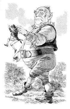 children's illustration/Robin Jacques