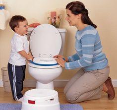 Toilet Training Your Child