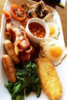 Here's a Delicious Big Breakfast to start your day! - Santa Ana, Restaurants, St Kilda, VIC, 3182 - TrueLocal