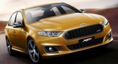 2016 Ford Falcon XR8 Review