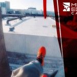 Mirror's Edge 2 (Catalyst) als Real-Life-Parkour-Version