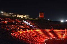 Teatro Greco di Siracusa: Via Crucis cittadina 2013