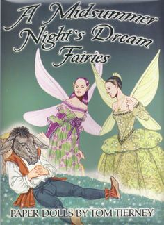 Midsummer Nights Dream Fairies