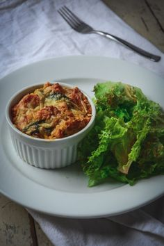 Deluxe Vegetable Strata for the Holidays