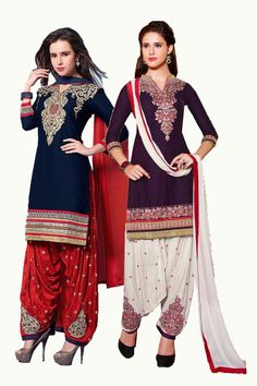 BUY 1 SUIT GET 1 FREE  Visit http://styleofsurat.com/ For order, whats app on +91 8488993000
