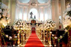Cerimoniale Flávia Cavaliere: Casamento de Juliana e Alexandre