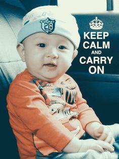 #keepcalmandcarryon