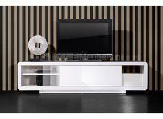 Design Tv dressoir Sophi - Hoogglans Wit